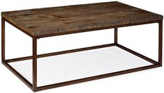 Brick layers coffee table $239.  Wow!! Love it!!