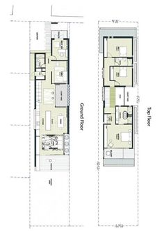 images about House plans on Pinterest   Modern Floor Plans    Surprising Modern Home Design   Beach Inspiration  Charming Two Story Floor Plan Modern Home In