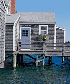 Beach House . .