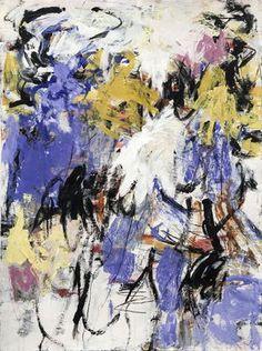 """Saatchi Art Artist Julie Schumer; Painting, """"Landscape with White"""" #art"""