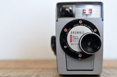 Vintage Brownie 8 Movie Camera by estatehound on Etsy