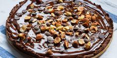 Die legendäre Schokoladenpizza – unglaublich lecker & Low Carb!