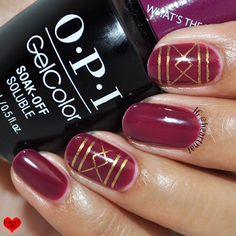 OPI GelColor What's the Hatter with You
