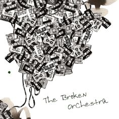The Broken Orchestra - Take Back The Day (feat Inyang Bassey) by Phonosaurus Records by Phonosaurus Records, via SoundCloud Orchestra, How To Dry Basil, Cover Art, Album Covers, Horns, Graphic Design, Music, Albums, Jade