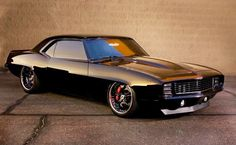 I will own another '69 Camaro RS someday. Hopefully as badass as this one.