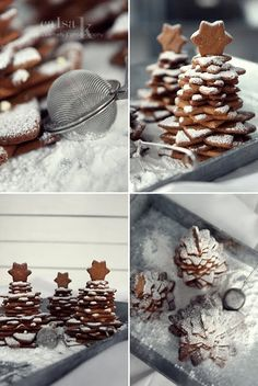 gingerbread christmastree