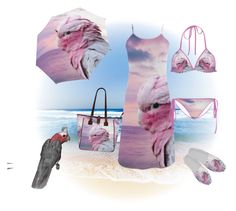 """""""Summer Outfit: Galah Cockatoo"""" by erikakaisersot ❤ liked on Polyvore featuring summeroutfit"""