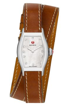MICHELE 'Urban Coquette' Customizable Watch @Nordstrom