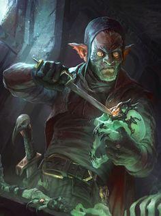 Fantasy Races, High Fantasy, Fantasy Rpg, Medieval Fantasy, Dark Fantasy Art, Fantasy Artwork, Fantasy Monster, Monster Art, Character Portraits