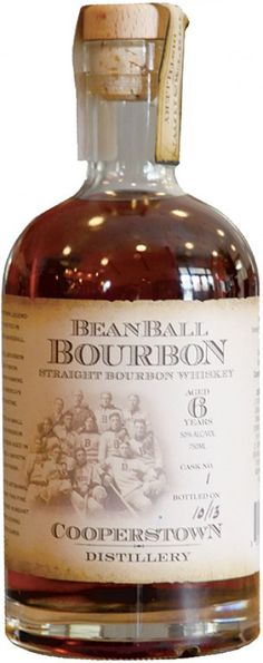 BeanBall 6 Year Old Straight Bourbon Whiskey