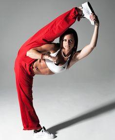Chloe Bruce - martial arts UK The takes dedication