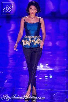 Jyotsna Tiwari collection at India Bridal Fashion Week 2013