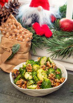 Good Food, Yummy Food, Vegan Christmas, Potato Salad, Tapas, Seafood, Food And Drink, Dessert, Vegetables