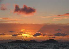 Nubes En El Cielo Pez Volador