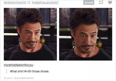 I LOVE ROBERT DOWNEY JR