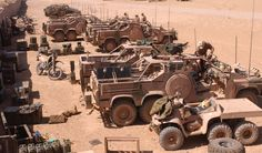 Awesome vehicles for special operations