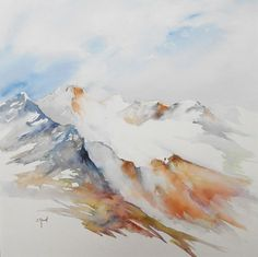 Josette Marrel WATERCOLOR More