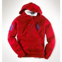 Ralph Lauren Polo Outlet Store Ralph Lauren Big Pony Sweatshirts (Red) -  Advise   The size is a little smaller, You can order one size up . 03834f6f65