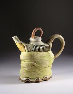 Gina Freuen - teapot
