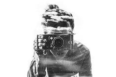 Selfie 06/16 by jah.picture - Photo 156696699 - 500px.  #500px #blackandwhite #schwarzweiss #monochrome #siyahbeyaz #portrait #people #retro #bw #vintage #photo #analog #camera #photography #pic #doubleexposure #multipleexposure #jahpicture #www.jahpicture.com #augsburg #munich #münchen #stuttgart