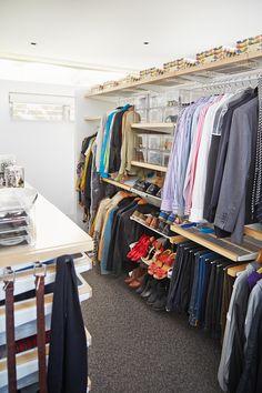 Elfa Wardrobe Makeover Archive Zone