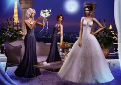 Le Chat Noir blog: Marry me? Diamond and chic