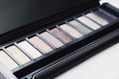 Urban Decay Naked Eyeshadow Palette.
