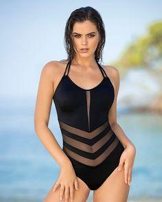 Shop trendy fashion swimwear online, you can get sexy bikinis, swimsuits & bathing suits for women on ZAFUL. One Piece Swimwear, Bikini Swimwear, One Piece Swimsuit, Swimsuits, Ropa Interior Boxers, Pullover Shirt, Fashion In, Fashion Women, Latest Fashion