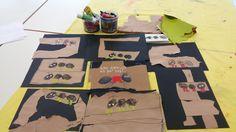 Una Formica un pò così - - pre e post scuola ''Itinera'' scuola dell'Infanzia via F.lli Cervi Melzo(MI) - #play #school #book
