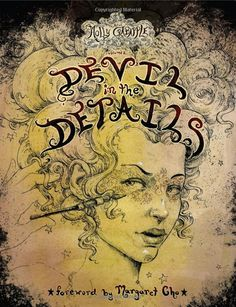 Art of Molly Crabapple Volume 2: Devil in the Details#Repin By:Pinterest++ for iPad#