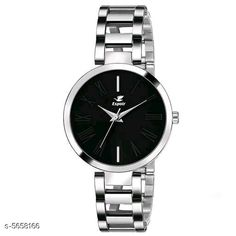 Watches Stylish Classy Women Watches Strap Material: Stainless Steel Display Type: Analogue Size: Free Size (Dial Diameter Size: 42 mm)  Multipack: 1 Country of Origin: India Sizes Available: Free Size   Catalog Rating: ★4 (430)  Catalog Name: Free Mask Stylish Classy Women Watches CatalogID_847959 C72-SC1087 Code: 222-5658166-444