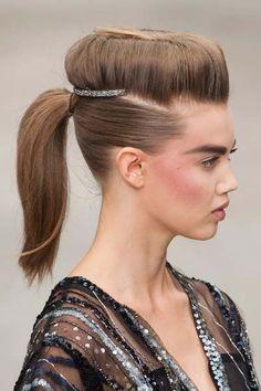 coiffure haute couture automne-hiver 2013-2014