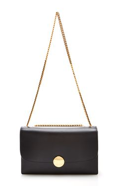 Shop Big Box Leather Trouble Bag in Black by Marc Jacobs Now Available on Moda Operandi