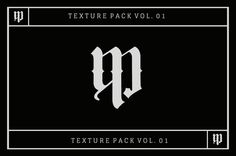 Texture Pack Vol. 01 by milesslack on @creativemarket: