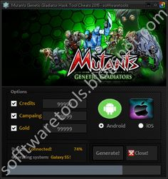 Mutants Genetic Gladiator Hack No Survey No Pasword FREE ! ( WORKING ) - sofftwaretools Dragon City Cheats, Hack Password, Cheat Engine, Rap Wallpaper, Hack Online, Kids And Parenting, Cheating, Marco Antonio, Paris