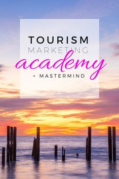 Learn more about our Tourism Marketing Academy and Mastermind, our flagship 6 month online marketing training program designed exclusively for Tourism Operators. Tourism Marketing, Marketing Plan, Online Marketing, Tourism Management, Responsible Travel, Marketing Training, Program Design, Training Programs, Business Planning