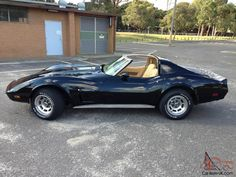 1976 Corvette Stingray | 1976 corvette stingray l 48 350 chevy engine auto transmission