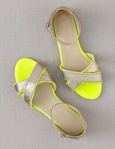 Ladies shoes just the right amount of neon 5192 |2013 Fashion High Heels|