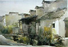 Ping Long - China painting