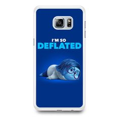 Sadness I'm So Deflated Samsung Galaxy S6 Edge Plus Case