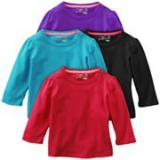 Jumping Beans Solid Tee - Baby