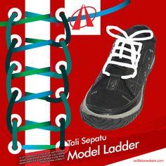 Ardiles Sneakers Lovers, kita pantang lho saat berolah raga dengan teman-teman trus sepatunya kembaran. Nah kalau ingin beda, yuk kita ubah sedikit model tali sepatu kita.  #ARDILESsneakers #sepatuARDILES #sepatu #casual #jalanjalan #exploreindonesia #adventure #sneakers #ARDILES #indonesia #surabaya #jakarta #bali #makassar #medan #madeinindonesia #kreatif #produkindonesia #handmade #olshopindo #sepatukeren
