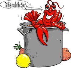 crawfish clip art free online clip art crawfish boil image search rh pinterest com crawfish boil pot clipart Crawfish Logo Clip Art