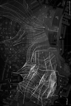 ay_a studio, articulated landscapes, masterplan by Jorge Ayala | Ay_A Studio, via Flickr