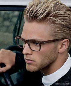 Clark Bockelman Models Luxe Fall 2014 Styles for Americana Manhasset