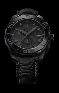 TAG Heuer Aquaracer 300M Ceramic Automatic Diver (black, ref. CAY218B-FC6370)