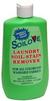 The best laundry stain remover I've ever used! Available at 99 cent store! Household Cleaners, Diy Cleaners, Diy Cleaning Products, Cleaning Hacks, Cleaning Solutions, Cleaning Supplies, Grass Stains, Thing 1, Best Budget