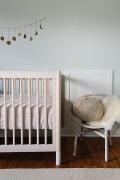 Neutral Nursery Bedd