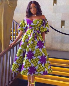 These are the most elegant ankara gown styles there are today, every lady who loves ankara gowns should see these ankara gown styles of 2019 African Fashion Designers, Latest African Fashion Dresses, African Dresses For Women, African Print Dresses, African Print Fashion, African Attire, African Wear, African Women, Fashion Prints
