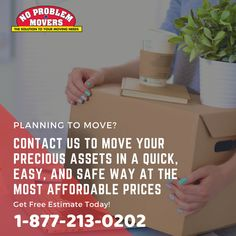 Planning to Contact us to Move your Precious Assets in a Quick, Easy, and Safe way at the most Affordable Prices. Get Free Estimate Today! House Moving Service, Moving Supplies, Office Moving, Professional Movers, Service Quotes, Packing To Move, Moving Boxes, Packers And Movers, Moving Services
